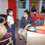 Interaction With Radio Jockey